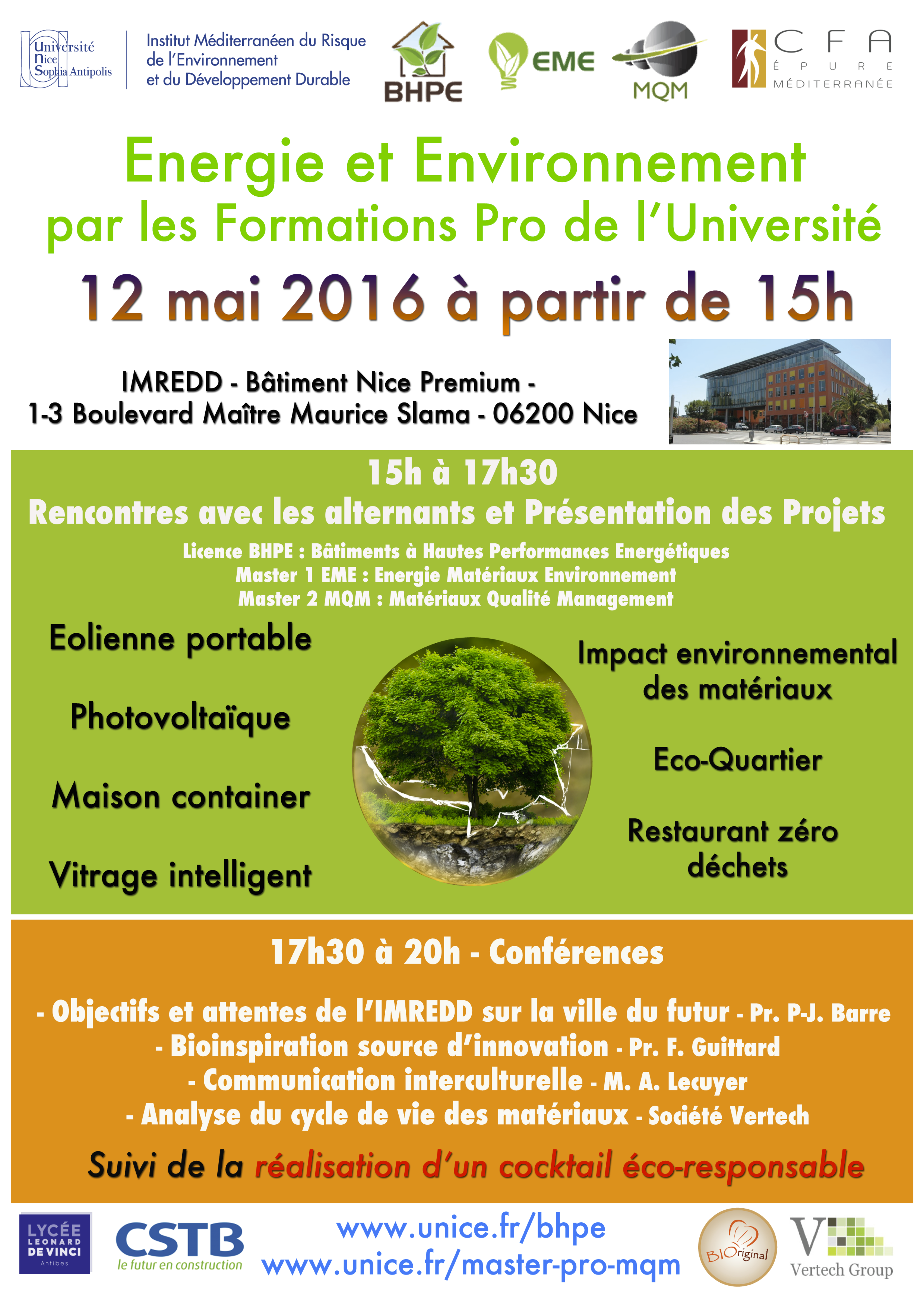 12 mai 2016 - Energie et Environnement (format A4)