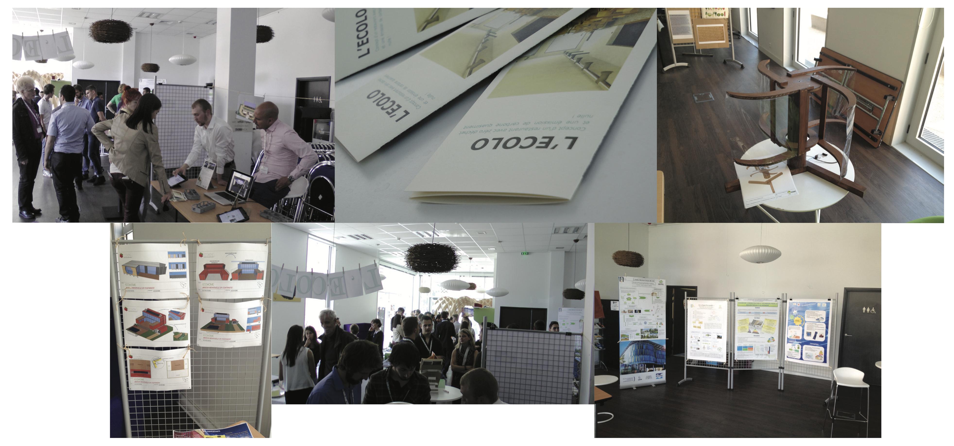 La journée fût une réussite grâce à l'investissement des alternants des formations LP BHPE, M1 EME et M2 MQM et des orateurs !