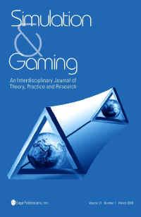 S&G - Simulation & Gaming: An Interdisciplinary Journal of Theory ...